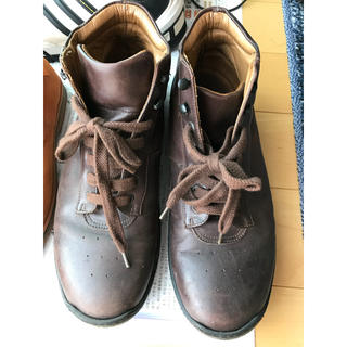 ポロラルフローレン(POLO RALPH LAUREN)のラルフローレン革靴(ブーツ)
