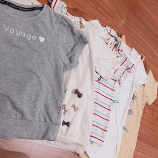 イーハイフンワールドギャラリー(E hyphen world gallery)のTシャツセット(Tシャツ(半袖/袖なし))