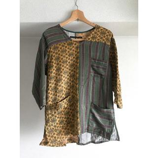 """トーキングアバウトザアブストラクション(TALKING ABOUT THE ABSTRACTION)の""""Samsara Pajamas P.O"""" (Tシャツ/カットソー(半袖/袖なし))"""