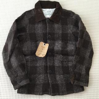カトー(KATO`)のウール  ジャケット 新品タグ付き KATO グランマママドーター ベーシック(その他)