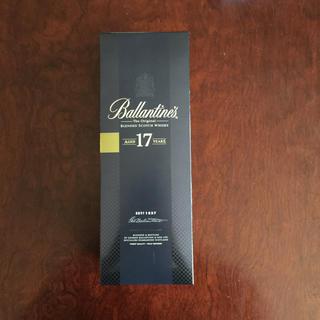 バランタインカシミヤ(BALLANTYNE CASHMERE)のBallantine's(バランタイン)17年(ウイスキー)