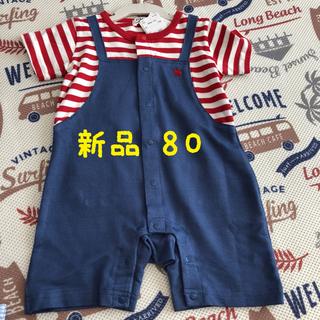 しまむら - POLO baby ロンパース