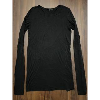ユリウス(JULIUS)のA.F hommeエーエフオムカシミア混 ニットソー(Tシャツ/カットソー(七分/長袖))