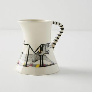 アンソロポロジー(Anthropologie)のアンソロポロジー クリーマー カップ(グラス/カップ)