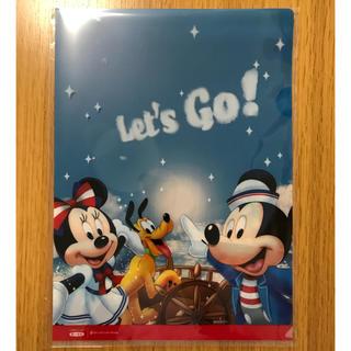 ディズニー(Disney)のディズニークリアファイル 第一生命 非売品(クリアファイル)