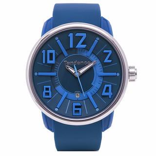 テンデンス(Tendence)のテンデンス TG730003 ガリバーG-47  ブルー ユニセックス 腕時計(腕時計(アナログ))