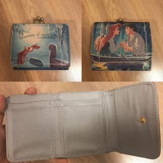 ディズニー(Disney)の♡アリエル キスザガール 二つ折り財布♡(財布)
