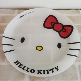 ハローキティ(ハローキティ)のキティ ガラスパーティプレート(食器)