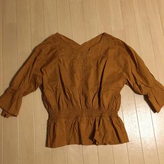 シマムラ(しまむら)のしまむら スカラップ ブラウス 4L(シャツ/ブラウス(長袖/七分))