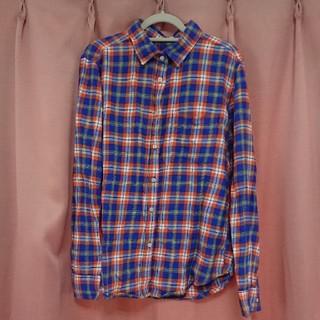 ジーユー(GU)のネルシャツ レディース(その他)