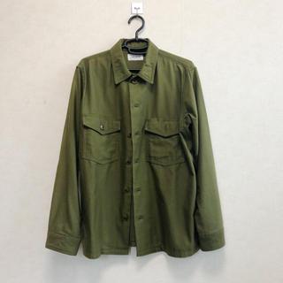 ヤエカ(YAECA)のyaeca ベイカーシャツ Sサイズ(シャツ)