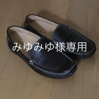 リーガル(REGAL)のREGAL レディース ローファー 22cm ブラウン(ローファー/革靴)