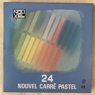 ヌーベル カレーパステル 24色セットB(クレヨン/パステル)