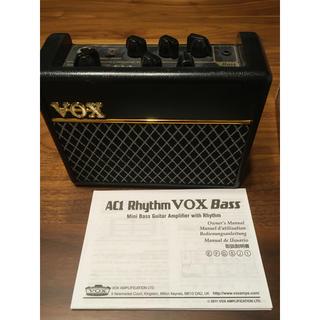 ヴォックス(VOX)のVOX ベースミニアンプ (ベースアンプ)