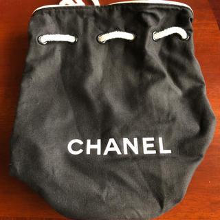 シャネル(CHANEL)のCHANEL  巾着 リュック(バッグ)