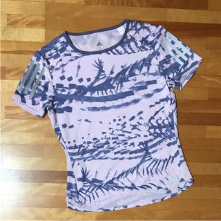 アディダス(adidas)のadidas  アディダス Tシャツ ランニング  ウォーキング(ウェア)