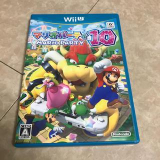 ウィーユー(Wii U)のマリオパーティ10☆(家庭用ゲームソフト)