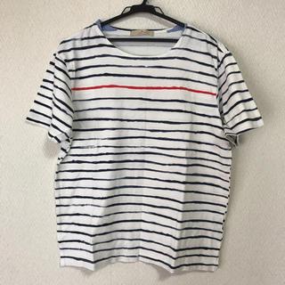 グローバルワーク(GLOBAL WORK)のメンズ グローバルワーク  半袖(Tシャツ/カットソー(半袖/袖なし))