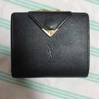 イヴサンローランボーテ(Yves Saint Laurent Beaute)のイヴ・サンローラン 二つ折り財布(折り財布)