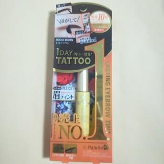 ケーパレット(K-Palette)の新品未開封)K-Palette 眉ティント 1DAY Tatto(眉マスカラ)