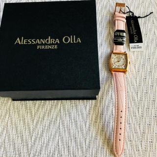 アレッサンドラオーラ(ALESSANdRA OLLA)の未使用  腕時計(腕時計)