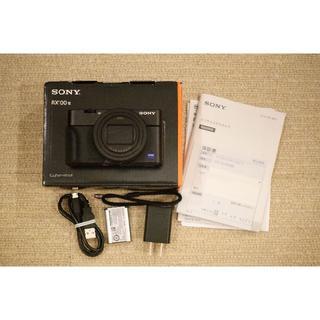ソニー(SONY)の【新品同様】SONYデジカメ DSC-RX100M6(コンパクトデジタルカメラ)