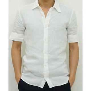 エイケイエム(AKM)の定価30240円 AKM オックスフォードドレスシャツ wjkジュンハシモト(シャツ)