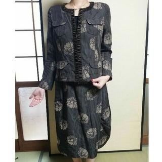 ヒロココシノ(HIROKO KOSHINO)のヒロココシノ セット スーツ(スーツ)