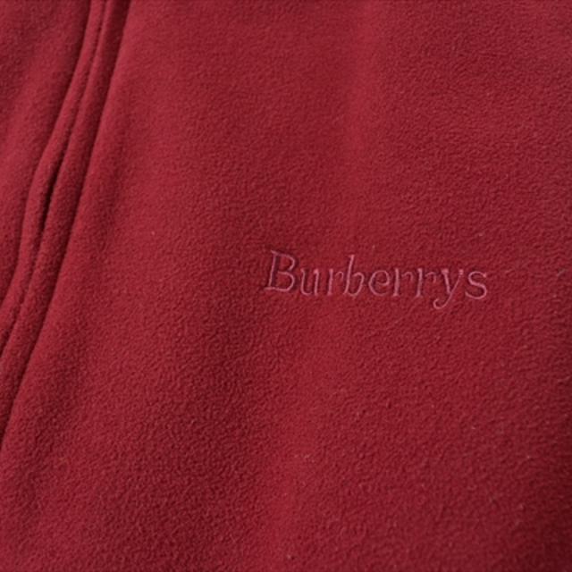 BURBERRY(バーバリー)の◆Burberrys◆sizeL vest burgundy outer メンズのジャケット/アウター(その他)の商品写真