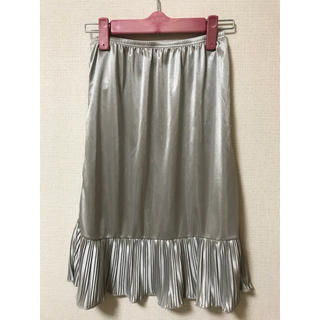 ニッセン(ニッセン)の裾プリーツペチコート 4枚セット(その他)