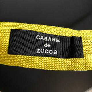 カバンドズッカ(CABANE de ZUCCa)のCABANE de zucca ニットタイ メンズ(ネクタイ)