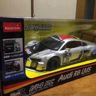 アウディ(AUDI)のアウディ R8 LMS  1/14 ラジコンカー(ホビーラジコン)
