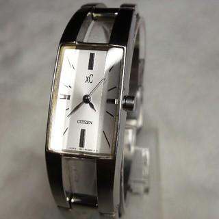 CITIZEN - シチズン腕時計 Xcレディースバングルクォーツ