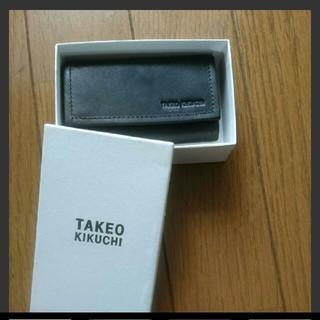 タケオキクチ(TAKEO KIKUCHI)のTAKEO KIKUCHI キーケース(キーケース)