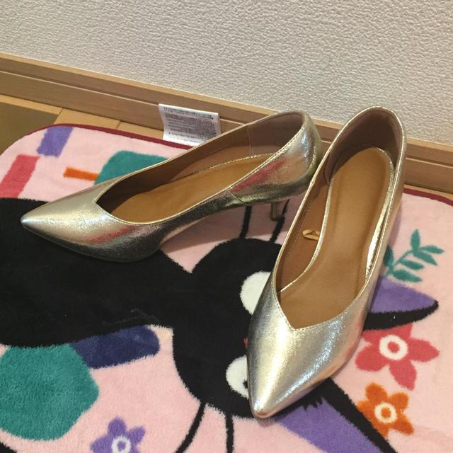 GU(ジーユー)のパンプスLL レディースの靴/シューズ(ハイヒール/パンプス)の商品写真