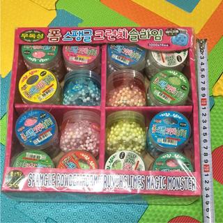 韓国スライム  16個セット(おもちゃ/雑貨)