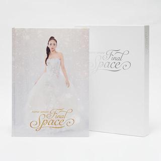 【新品未開封】安室奈美恵 Final space パンフレット(ミュージシャン)