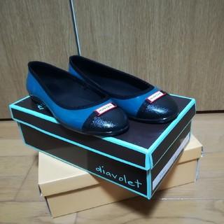 ハンター(HUNTER)のHUNTER 雨靴 バレエシューズ(レインブーツ/長靴)