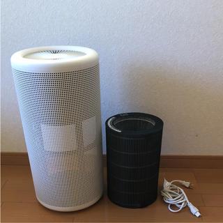 MUJI (無印良品) - 無印良品 × バルミューダ 空気清浄器