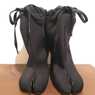 マルタンマルジェラ(Maison Martin Margiela)の豆白様専用 MAISON MARGIELA 足袋ブーツ (ブーツ)