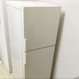 ムジルシリョウヒン(MUJI (無印良品))の2013年製 無印良品 AMJ-14C 冷蔵庫 単身用冷蔵庫(冷蔵庫)