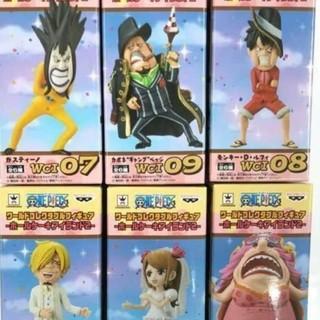 ワンピース コレクタブル ホールケーキアイランド vol.2 全6種 ビッグマム(フィギュア)