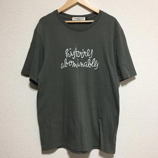 アンダーカバー(UNDERCOVER)の《美品》undercover Tシャツ(Tシャツ/カットソー(半袖/袖なし))