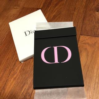 Christian Dior - クリスチャンディオール☆正規ノベルティー  卓上鏡  撮影の為開封 百貨店より