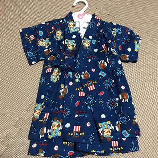 ディズニー(Disney)の子供用 甚平 Disney baby(甚平/浴衣)