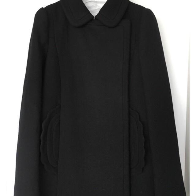 miumiu(ミュウミュウ)のミュウミュウ miumiu コート レディースのジャケット/アウター(ピーコート)の商品写真