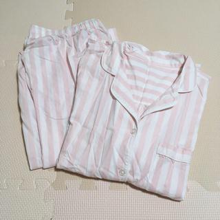 ジーユー(GU)のGU ストライプ パジャマ(パジャマ)