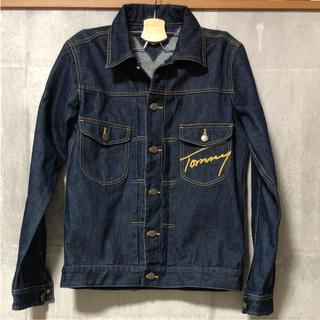 トミー(TOMMY)の美品 tommy gジャン デニムジャケット(Gジャン/デニムジャケット)