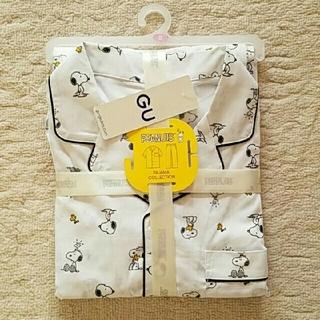 ジーユー(GU)の新品☆GU メンズ パジャマ スヌーピー PEANUTS(パジャマ)
