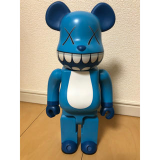 KAWS BE@RBRICK 400% ベアブリック a-nation  ②